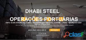Dhabi steel produtos siderúrgicos   bobinas de aço galvalume e galvanizado