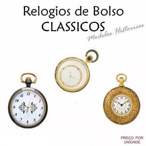 dbd1d7b8822 Relogios bolso historicos colecao   REBAIXAS março