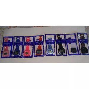 Kit revenda 10 relogios retro vintage colors 5374c3dd90