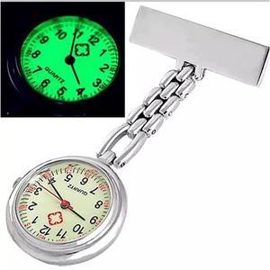 Relógio bolso ou lapela enfermag