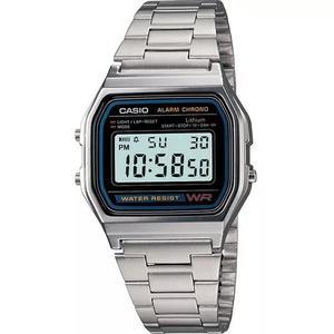 Relógio casio unissex vintage a158wa-1df