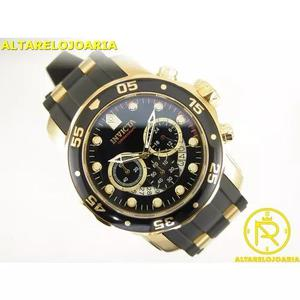 Relógio Invicta Cronografo Pro Diver 6981 Original