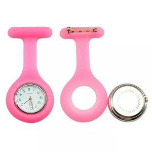 Relógio lapela silicone enfermeiras promoção!!!