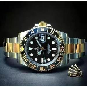0133bd8657a Relógio masculino automático safira cerâmica vedado