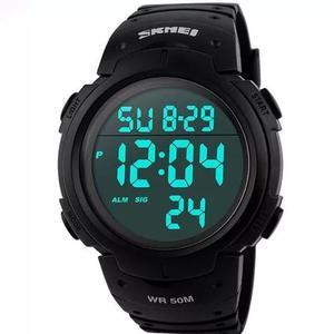 c20458ef400 Relógio masculino tático militar esportivo skmei digital