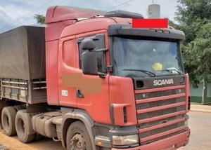 Scania 124-420 6x4