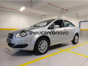 Fiat linea essence dualogic 1.8 flex 16v 4p 2015/2016
