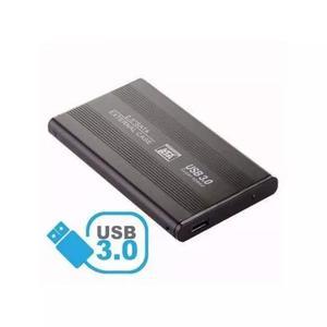 Hd externo 500gb sata 2,5 portatil de bolso usb 3.0 novo!