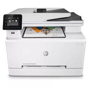 Impressora hp colorida laser pro mfp m281fdw 4x1 wifi