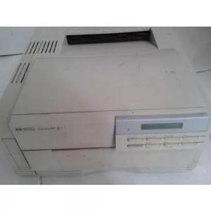 Impressora hp laserjet 4p usada adap. 74a e 03a c/ defeito