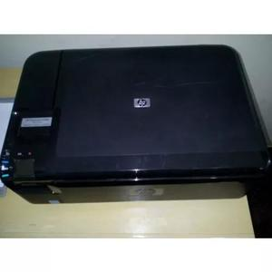 Impressora hp multifuncional hp c 4480 funcionando