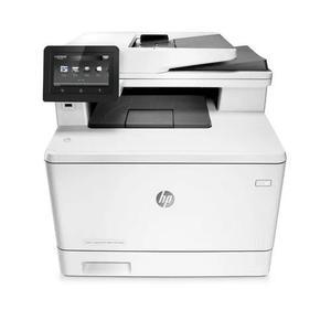 Impressora hp multifuncional pro mfp m281fdw color laserjet