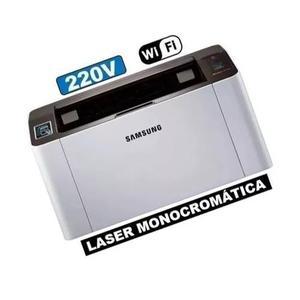 Impressora laser samsung sl-m2020w wireless 220v