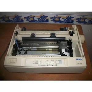 Impressora matricial epson lx 300 com cabo frete gratis