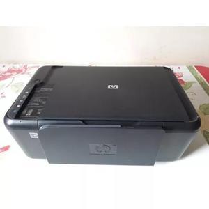 Impressora multifuncional hp deskjet f4480 (leia anúncio)
