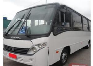 Micro onibus vw 9.150 carroceria comil pia urbano ano 2010