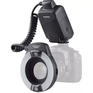 Flash circular macro yongnuo yn 14ex e-ttl p/ câmeras canon