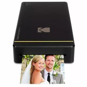 Impressora kodak photo printer mini pm-210 com wi fi nfc