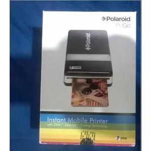 Polaroid cza-10011b pogo impressora térmica móvel
