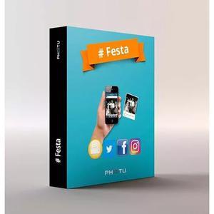 Software impressão por instagram