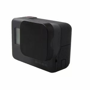 Tampa de proteção lente p/ go pro hero 5 6 7 black