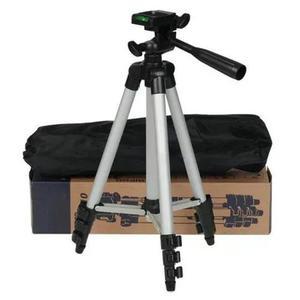 Tripé profissional 120 m p/ câmera gopro binoculos +