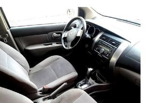 Nissan livina 1.8 sl fléx automática 4p - 2010