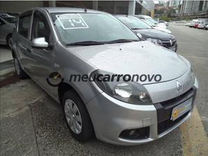 Renault sandero expression flex 1.0 12v 5p 2013/2014