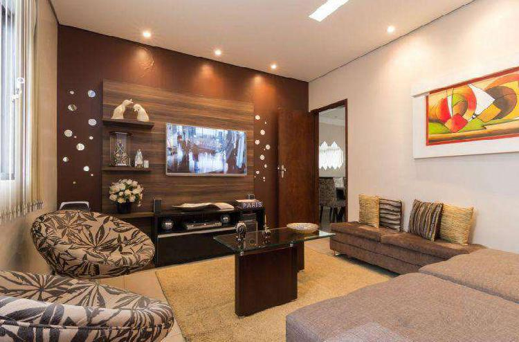 Apartamento, cidade nova, 3 quartos, 2 vagas, 0 suíte