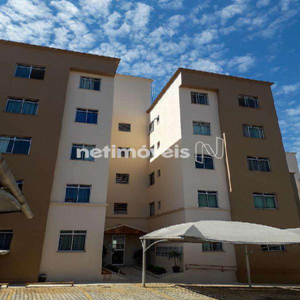 Apartamento, flávio marques lisboa, 2 quartos, 1 vaga