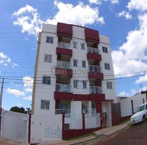 Apartamento novo suíte + 01 dormitório no santo antônio!