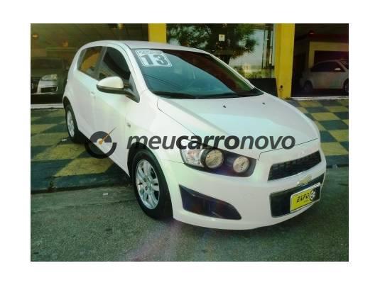 Chevrolet sonic hb lt 1.6 16v flexpower 5p aut. 2012/2013
