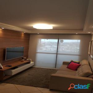 Apartamento 3 dormitórios 2 vagas 75 m² em santo andré   bairro paraíso.