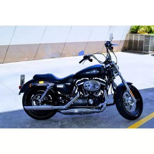 Harley davidson sportster custom 1200 cc