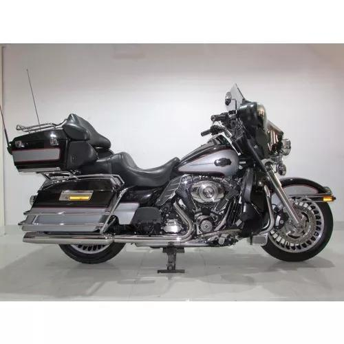 Harley davidson ultra electra glide classic - 2011 preta
