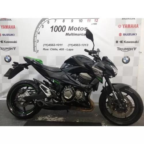 Kawasaki z 800 2014 otimo estado aceito moto