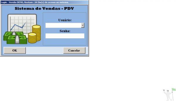 Sistema de controle de vendas - pdv