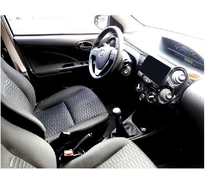 Toyota etios 1.3 x fléx manual 4p - 2015