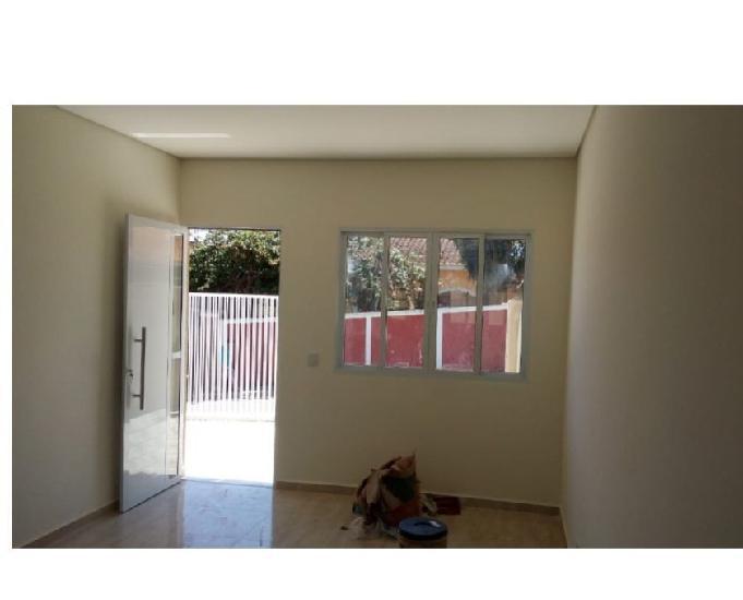 Casa nova em atibaia - rua asfaltada!