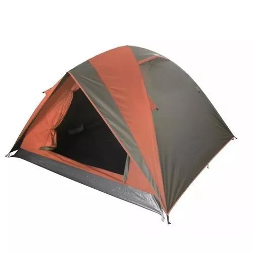 Barraca 5 pessoas guepardo venus ultra camping acampamento