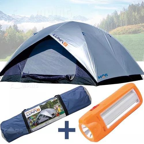 Barraca acampamento camping 7 pessoas impermeável +
