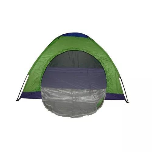 Barraca camping 2 pessoas acampamento praia
