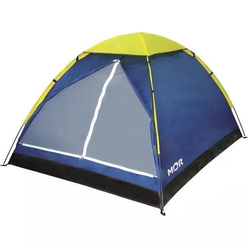 Barraca camping iglu 3 pessoas mor acampamento top