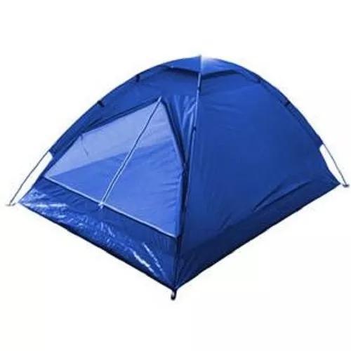 Barraca de camping iglu para 2 pessoas c/ bolsa 120x200x95c
