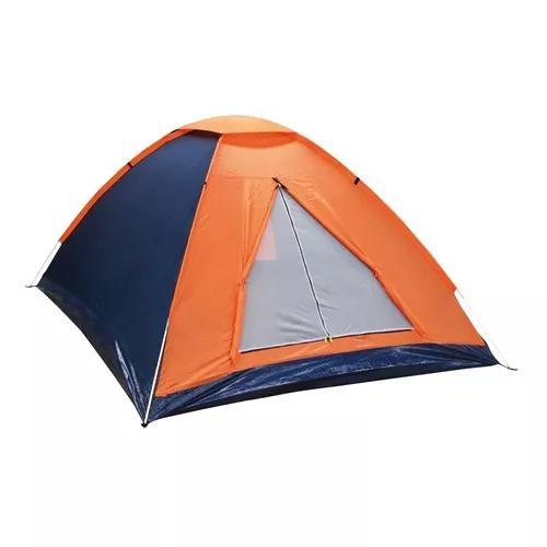 Barraca panda 4 pessoas iglu impermeável camping - nautika