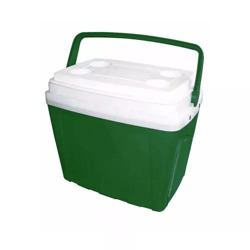 Caixa térmica cooler cores sortidas 28 litros - mor latas