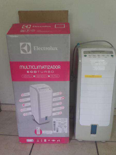 Climatizador de ar electrolux multi quente frio 3,5l - 127v