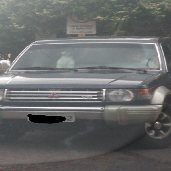 Mitsubishi pajero full gls-b 3.0 24v gasolina 4p automatico