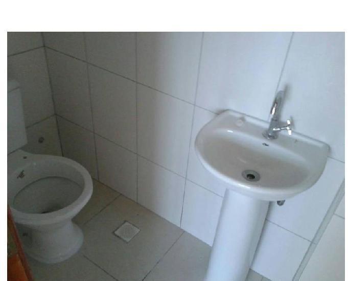 Sala comercial centro valqueire 31,00m2 com banheiro 01 vaga