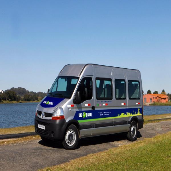 Aluguel de van e micro-ônibus em teresina, fretamento de